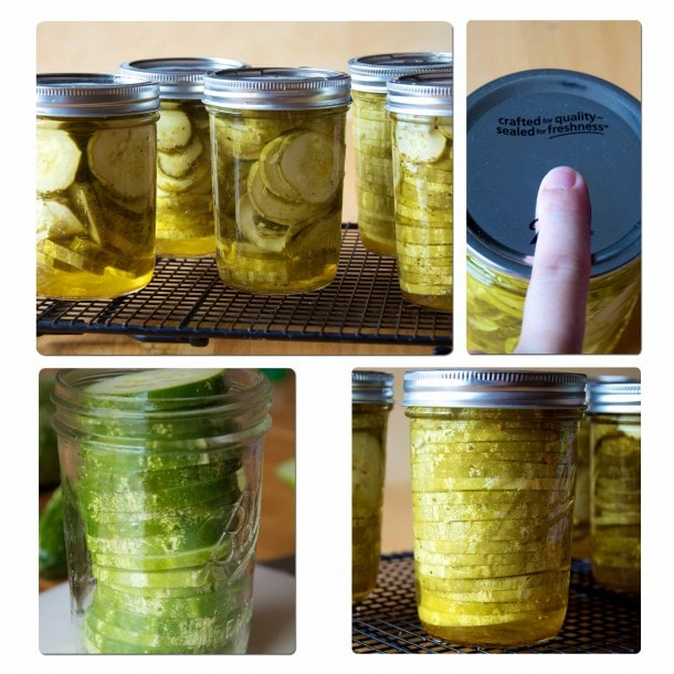 Bread And Butter Pickles. The Only Pickles My Sister Will Eat