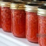 How To ~ Make Freezer Strawberry Jam