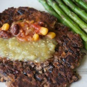 How To ~ Make a Homemade Black Bean Burger