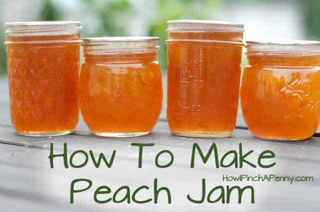 peach jam from how i pinch a penny.com