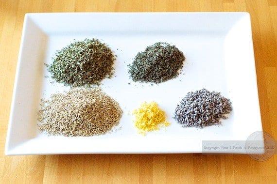 Herbs de Provence Spice Mix