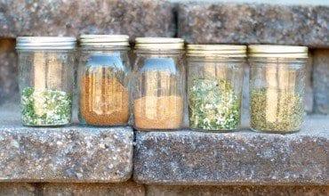 5 Homemade Spice Mixes