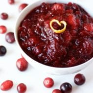 Easy Cranberry Sauce (3 Ingredients)