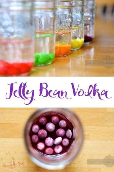 How To Make Jelly Bean Vodka