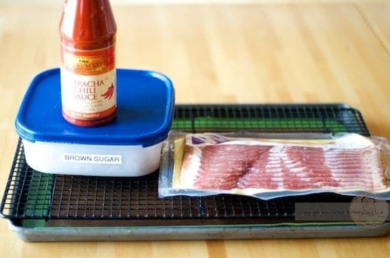 Sriracha Bacon Recipe
