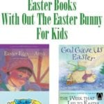 Easter Books With Out The Easter Bunny For Kids