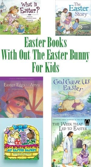 Easter Books With Out The Easter Bunny For Kids from How I Pinch A Penny.com
