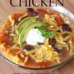 crockpot-chicken-tortilia-soup