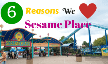 6 Reason Why We Love Sesame Place