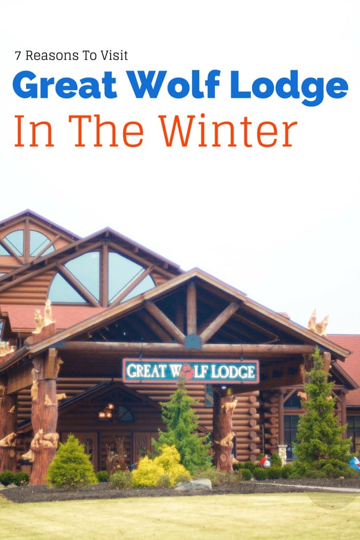 7 Reasons To Visit Great Wolf Lodge In The Winter from Howipinchapenny.com