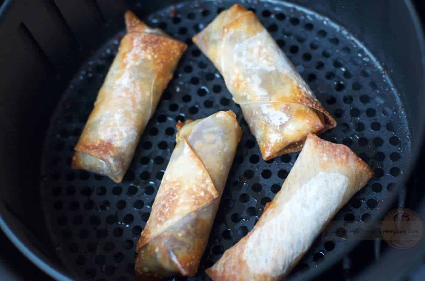 Philly Cheesesteak Egg Rolls from Howipinchapenny.com
