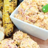Pimento Cheese, Roasted Corn Spread Recipe