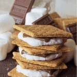 Rainy Day S'mores in 10 Minutes