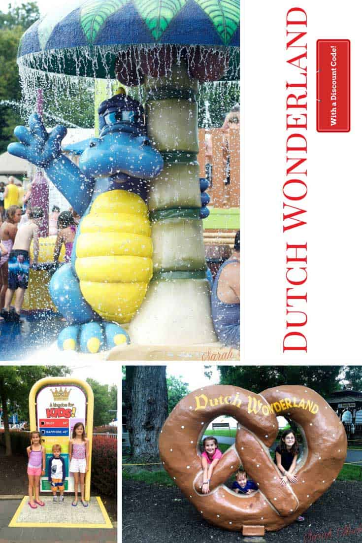 Dutch Wonderland is a kingdom for kids with a discount for the grown ups! from savoringthegood.com