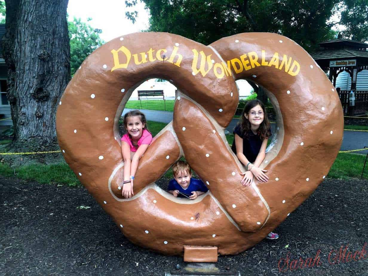 Dutch Wonderland is a kingdom for kids with a discount for the grown ups!
