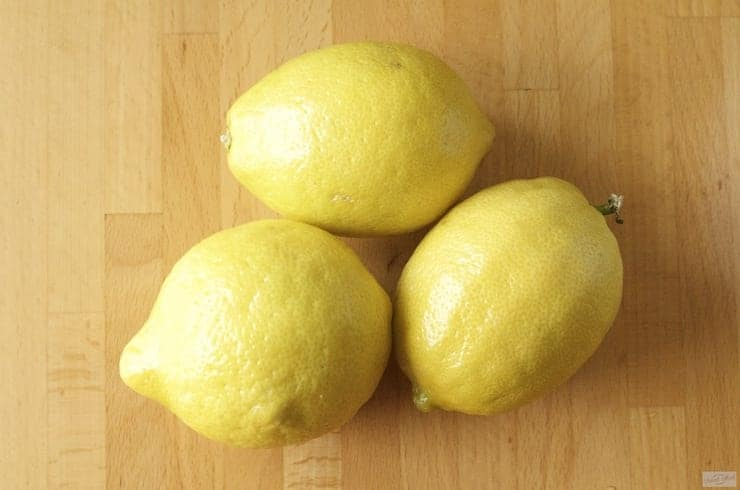 When Life give you lemons, make lemon curd