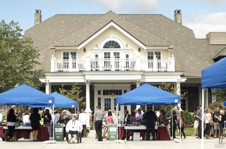 The Hotel Hershey Wine & Food Festival Is Not To Be Missed