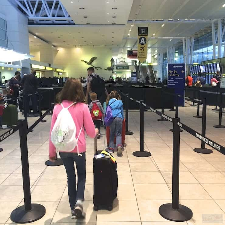 Tips For Traveling With Kids On An Airplane