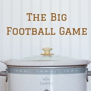 19 Crock Pot Recipes So You Can Enjoy The Big Football Game