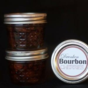 Drunken Bourbon Cherries Recipe