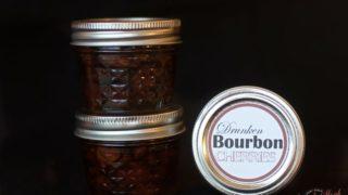 Bourbon Cherries Recipe