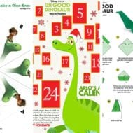 Free Holiday Printable Activity Pages The Good Dinosaur