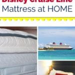 How To Sleep On A Disney Cruise Line Mattress At Home