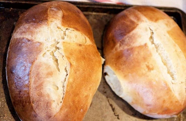 Easter Bread. Paska. A Ukrainian Tradition.