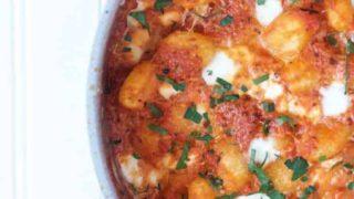 Gnocchi With Pomodoro Sauce Recipe