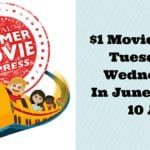 Regal Summer Movies Express Schedule 2016 Family Friendly Movies for $1!