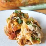 Taco Stuffed Shells Recipe