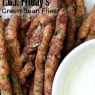 Restaurant Fried Green Beans Recipe