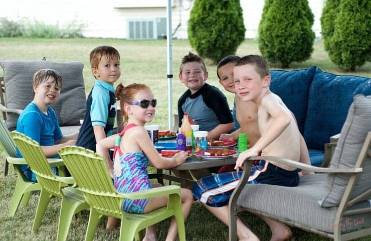 Last Minute Pinterest Free Kids Birthday Party