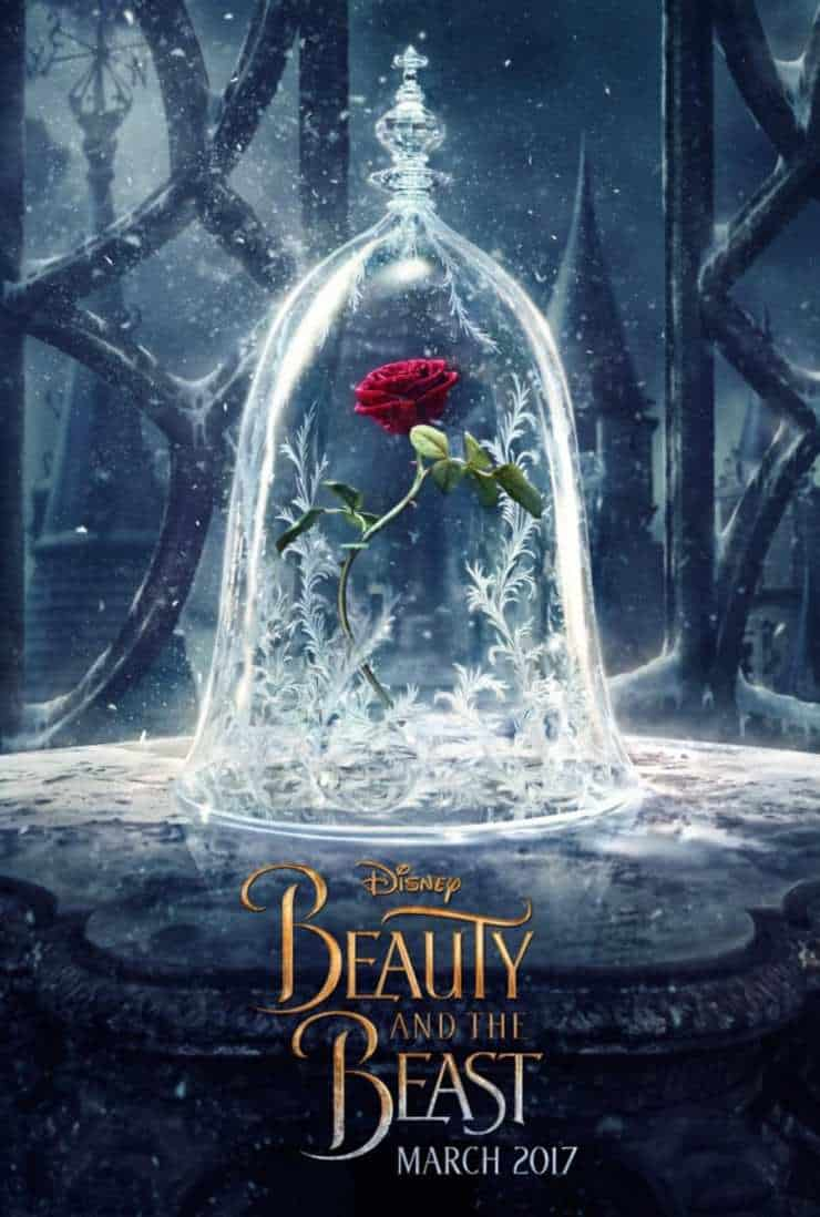 Beauty And The Beast Teaser Poster is Breathtaking