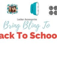 Locker Accessories Bring Bling To Back To School