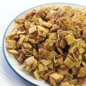 Churro Chex Mix