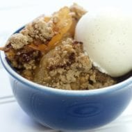 4 Ingredient Apple Dump Cake Recipe