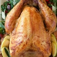 Easy Juicy Oven Roasted Thanksgiving Turkey Recipe
