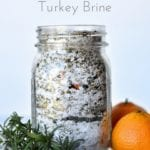 Easy Thanksgiving Turkey Brine Dry Mix Recipe
