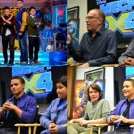 MECH-X4 Cast and Directors Talk Friendship, Robots and Being Kids #MechX4Event