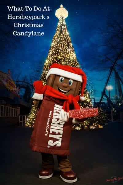 What To Do At Hersheypark's Christmas Candylane