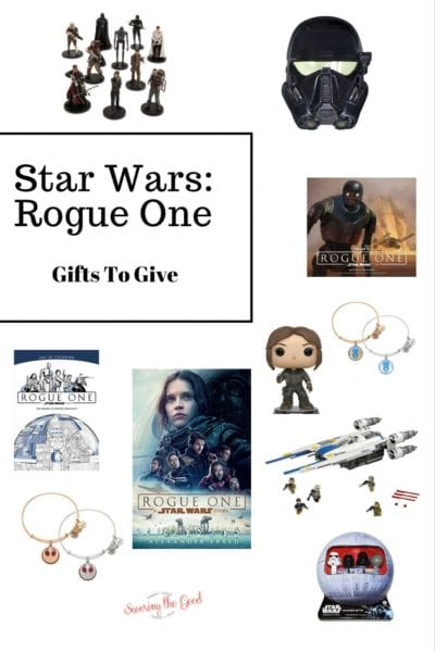 Star wars rogue one gifts to give