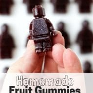 Homemade Fruit Gummies Recipe (No Corn Syrup!)