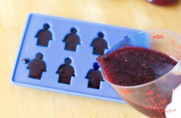 Homemade Fruit Gummies