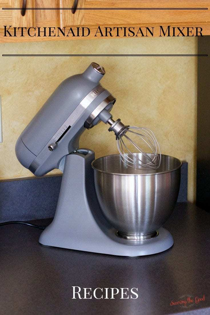kitchenaid mixer recipes