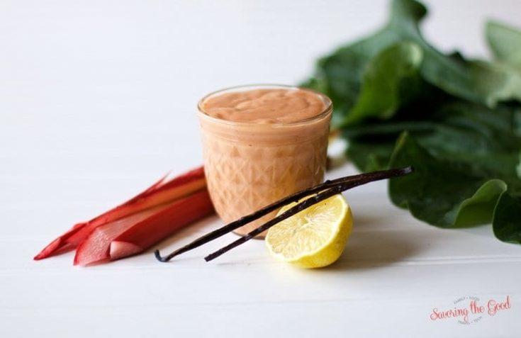 Rhubarb Curd Recipe. Use Rhubarb In More Than A Pie