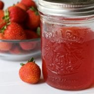 Homemade Strawberry Vodka Recipe