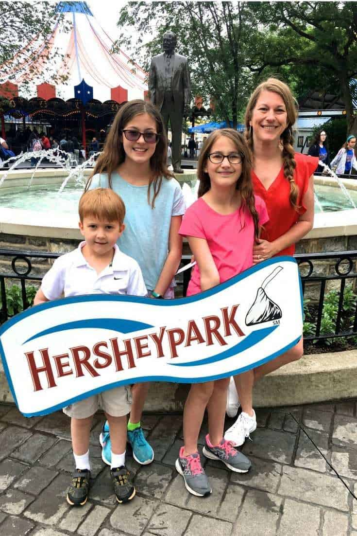 Mommy and Me Vacation in Hershey, Pa Itinerary