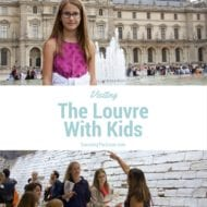 Visiting The Louvre With Kids. Top 3 Reason To Take A Tour