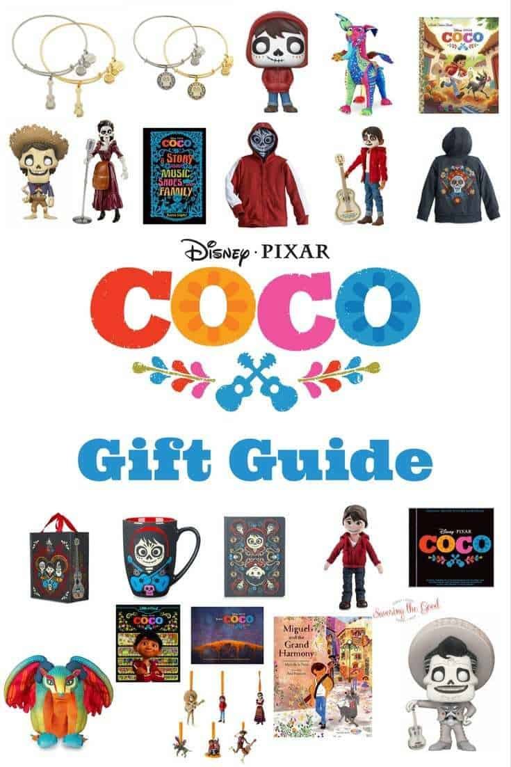 Pixar Coco Gift Guide For All Ages